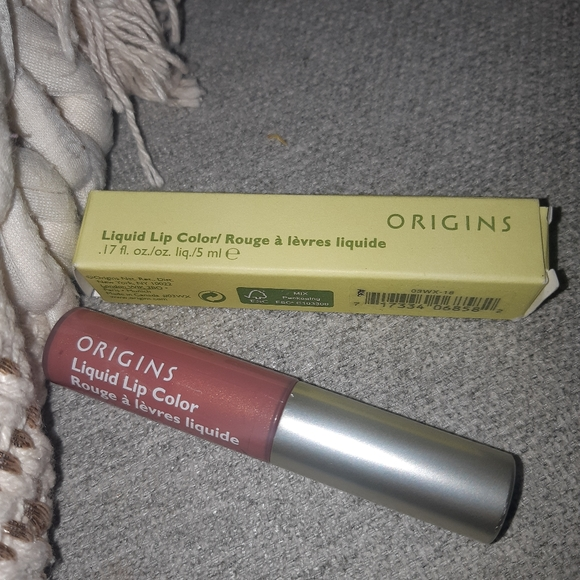 Origins Other - Origins liquid lip colour really rosy new